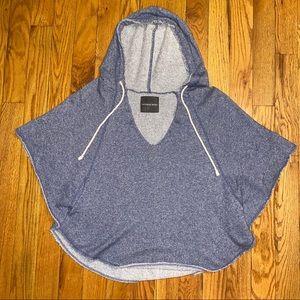 Victoria's Secret Sweatshirt Poncho
